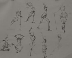 lily-lin_gesture-drawing